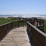 صورة فوتوغرافية لـ ‪Holiday Inn Club Vacations Galveston Beach Resort‬