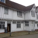 Lavenham Guildhall, Suffolk