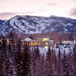 An incredible backdrop just moments from Aspen's 4 renowned ski mountains