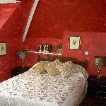 mrston lodge bedroom