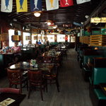 Conch Republic dining area one side