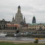  View of Old Dresden from Neustadt