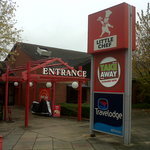  Entrance to Travelodge