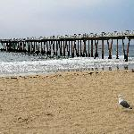 The pier at Hermosa Beach