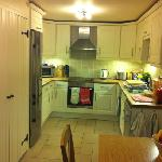 Derwent kitchen home from home everything you need lots of thought to make your stay 5 star!