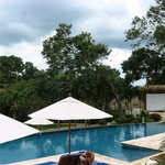 The Lodge at Chaa Creek resmi