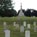 The Soldiers National Cemetery at Gettysburg