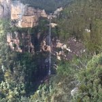 view from Govett&#39;s Leap