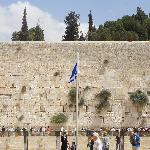 The Western (Wailing) Wall