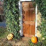 Snow Hill Inn, Franklin NC, 11-11, Frost on the Pumpkins