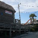  2nd Ave Pier and Lighthouse Motel being torn down