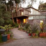 Crayfish Creek Van and Cabin Park and Spa Houseの写真