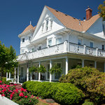 The White Doe Inn on Roanoke Island, NC