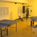  Games/gym room