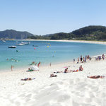 Plage Las Islas Cies