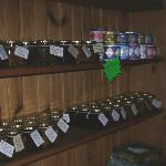 Vera Ann's famous home-made jams