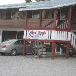 Foto Red Eagle Motel