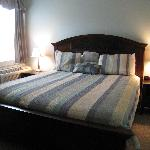  Room #1 bedroom with King bed