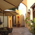 Quinta Zoe Entrance Courtyard