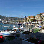  Calvi harbour