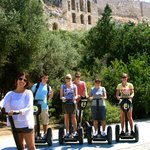 Segway Tour through the Acropolis