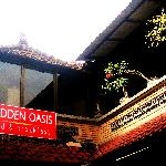 Foto de Hidden Oasis Bed & Breakfast