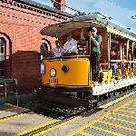 Ride the Trolley at Lowell National Historical Park