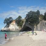  Nearby Cathedral Cove