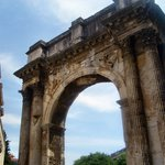 Triumphal Arch of Sergius
