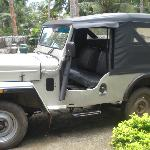 Jeep Major Mahindra