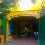 Drifters Apartel and British Bar