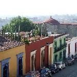 View from Our Rooftop Terrace: M. Bresson