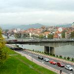 Old part of Maribor city