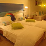 Photo de Petasos Beach Hotel & Spa
