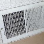 bathroom air duct