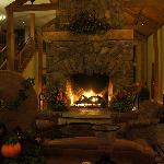 Beautiful and cozy area.