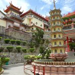 Kek Lok Si - Monastery on Crane Hill