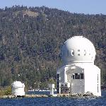  observatory in the lake
