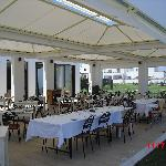 the hotel restaurant