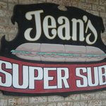 Sign to Jean's Super Subs