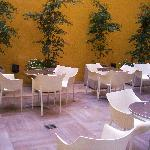  patio del hotel