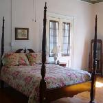 Old Castillo Bed and Breakfast bedroom