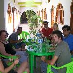  travelers at inti wasi nasca hostel