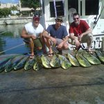 Tequila Sunrise Priavte Fishing Charters