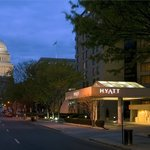 Hyatt Regency Washington, located 3 blocks from the US Capitol