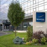 Novotel Moscow Sheremetyevo