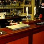 Enjoy the wide range of Real Ales, beers and whisk'y in the two bards
