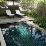 Private pool @ One-Bedroom Pool Villa