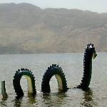 "Our world famous ""OGOPOGO"""