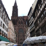 Cathedrale Notre Dame de Strasbourg
